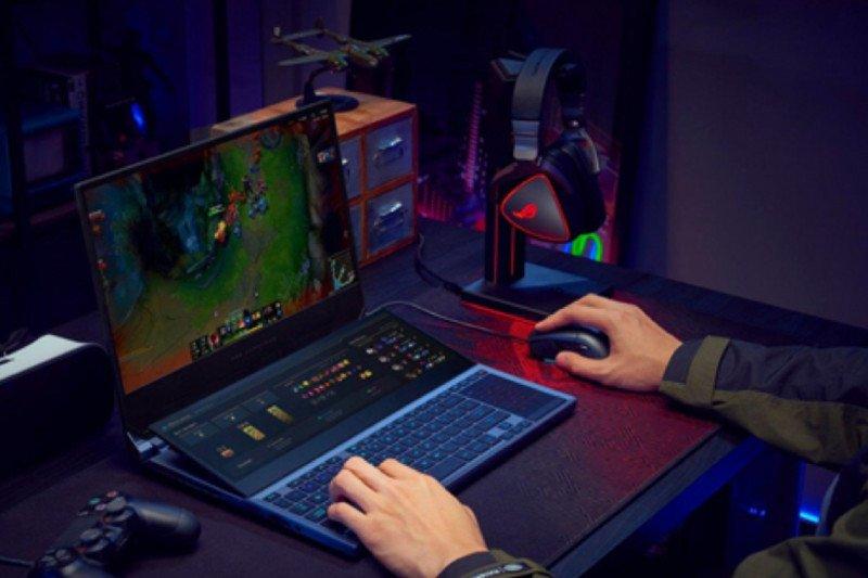 Asus mengumumkan jajaran laptop gaming ROG terbaru