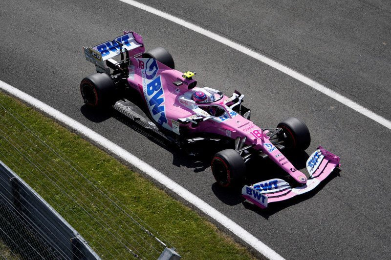 Renault protes mobil Racing Point ketiga