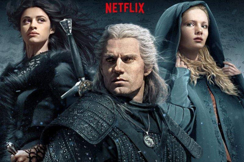 Netflix akan perluas jagat 'The Witcher' melalui prekuel miniseri 'Blood Origin'