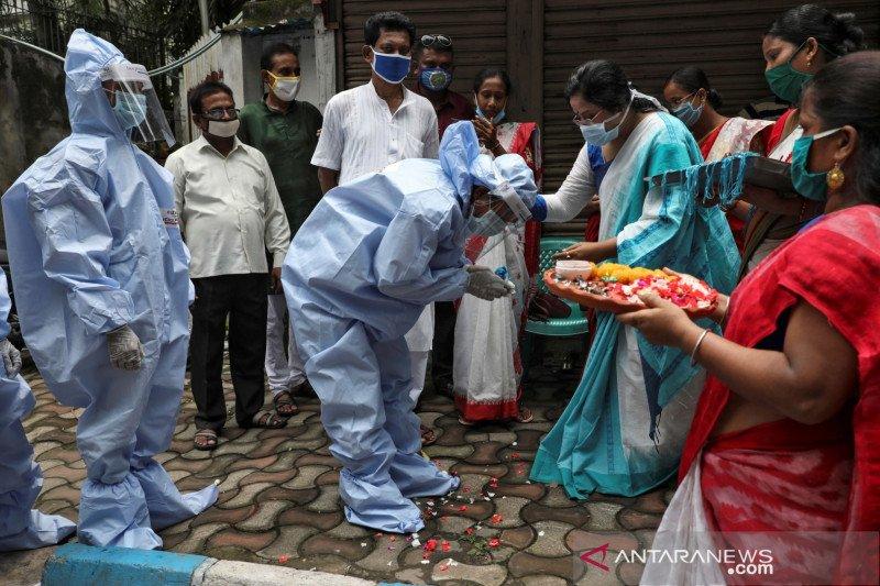 Kebakaran  di pusat perawatan COVID-19 India tewaskan sedikitnya 10 orang