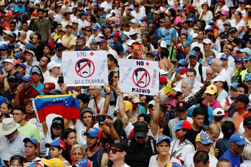 Kubu oposisi di Venezuela akan boikot pemilihan legislatif pada 6 Desember
