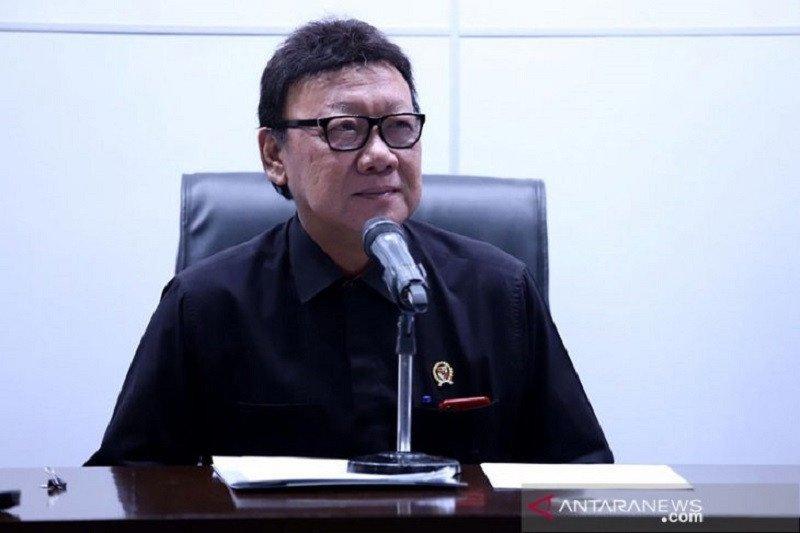 Presiden ingin Menpan-RB jaga profesionalisme ASN