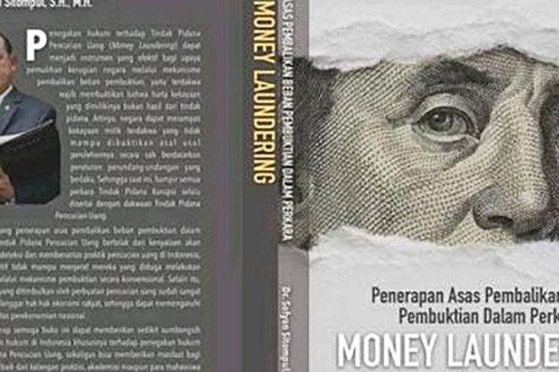 Membongkar akar pencucian  uang