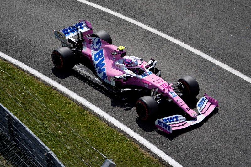 Tim Renault protes legalitas mobil Racing Point untuk ketiga kalinya