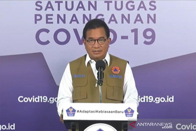 Satgas: Kematian akibat COVID-19 di Indonesia semakin menurun