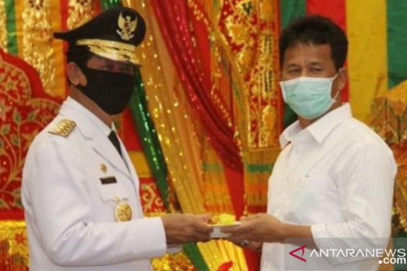Wali Kota Batam mengaku tidak sampai satu menit  jumpa  Gubernur Kepri