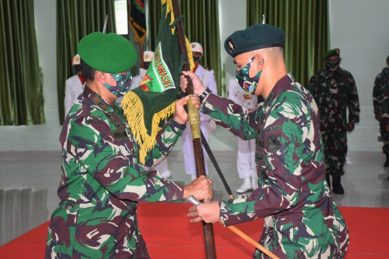 Danrem 173/PVB: mutasi jabatan untuk pembinaan karier prajurit