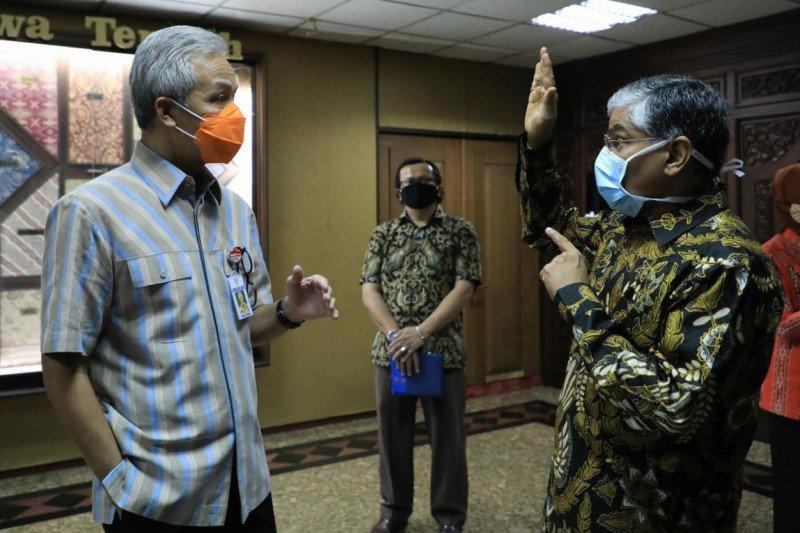 India tertarik bangun perusahaan obat di Jawa Tengah