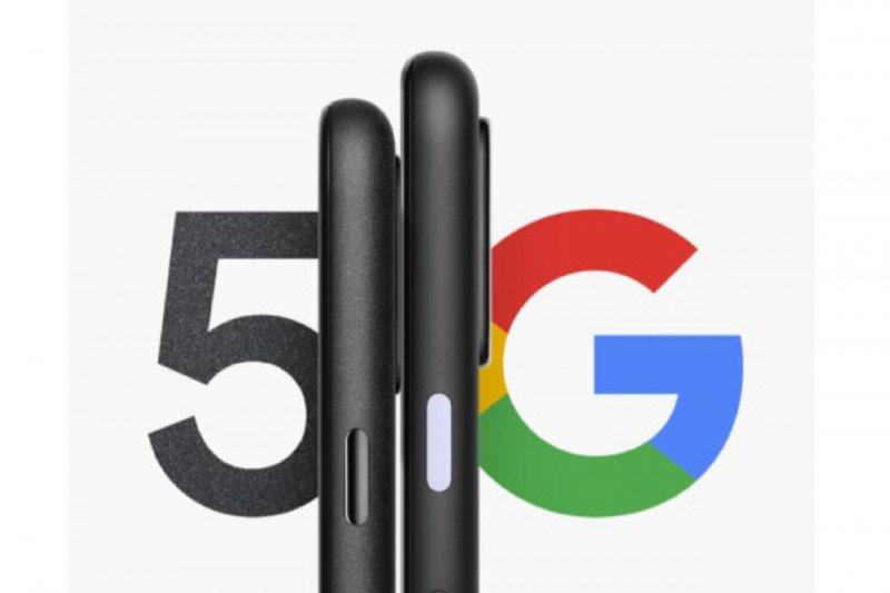 Google luncurkan ponsel 5G pertama, Pixel 4a dan Pixel 5