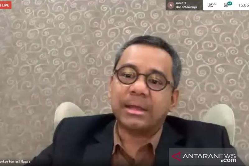 Wamenkeu sebut belanja APBN dan APBD jadi tulang punggung ekonomi Indonesia