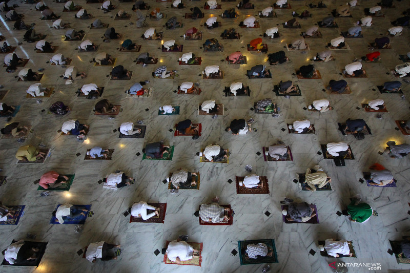 50.000 penyuluh dikerahkan untuk sosialisasikan protokol ibadah Idul Adha