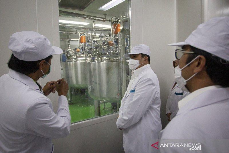 Biofarma disebut mampu produksi 250 juta vaksin COVID pada 2021