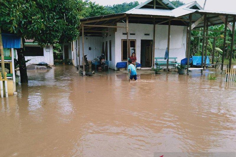 BPBD: Penanganan darurat korban banjir di Banggai  sudah dilakukan