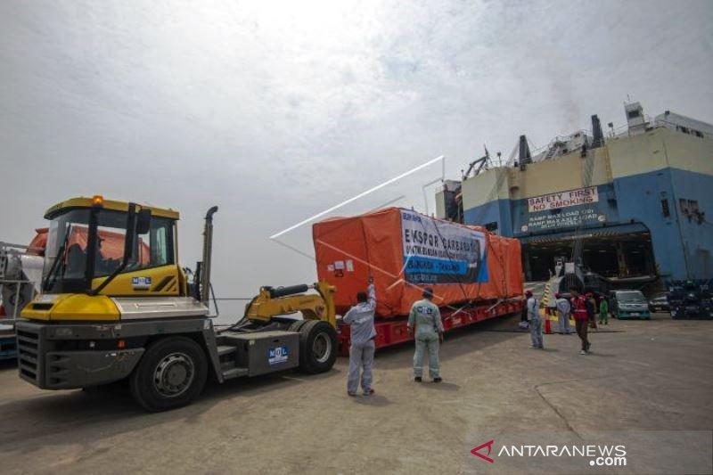 Ekspor Garbarata Ke Thailand