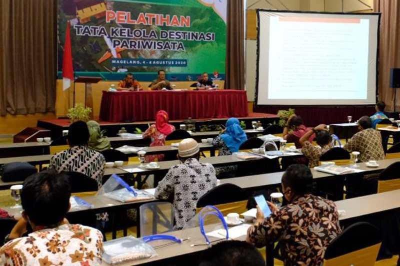 Kota Magelang tingkatkan SDM pariwisata sesuai adaptasi kebiasaan baru