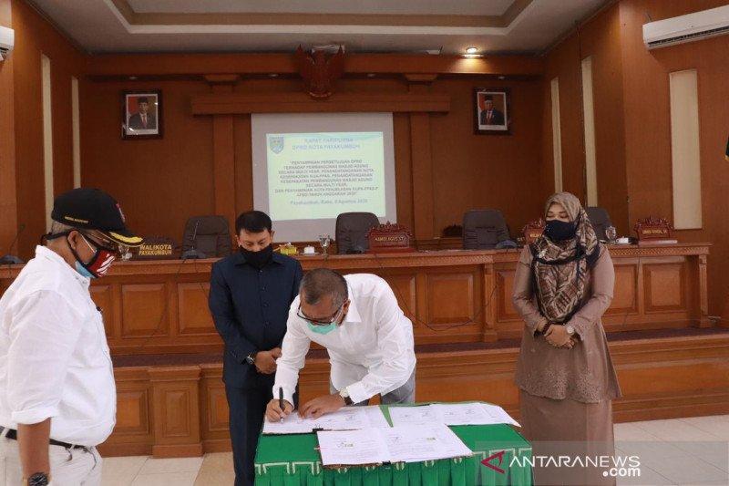 Pemkot dan DPRD Payakumbuh sepakat bangun Masjid Agung dengan tahun jamak