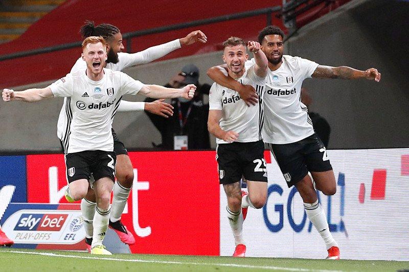 Fulham kembali ke Liga Premier Inggris