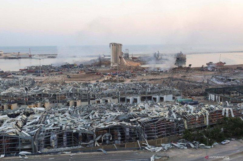 Ledakan di Beirut karena kelalaian