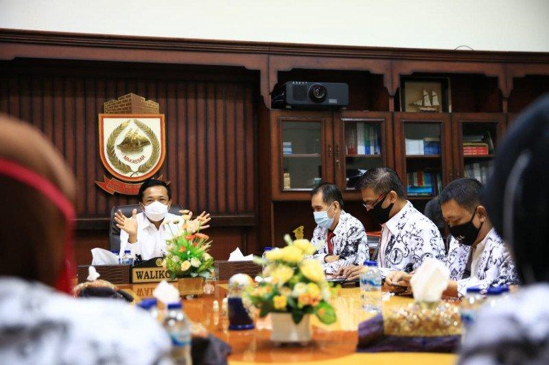 PGRI Kota Makassar dorong peningkatan kesejahteraan guru honorer