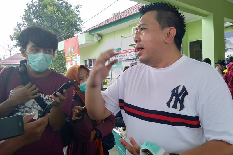 Satu orang positif COVID-19 di Karawang, meninggal
