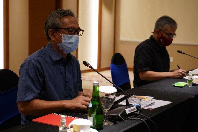 OJK tinjau langsung progres implementasi kebijakan pemulihan ekonomi nasional di Jateng