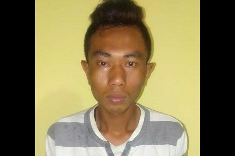 Curi motor, seorang pemuda pengangguran di Lombok Tengah ditangkap polisi