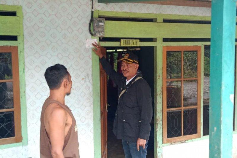 Ketua KPU Morut turun langsung pantau kinerja PPDP di daerah terpencil