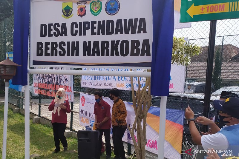 BNNP sebut peredaran dan penyalahgunaan narkoba di Cianjur tinggi