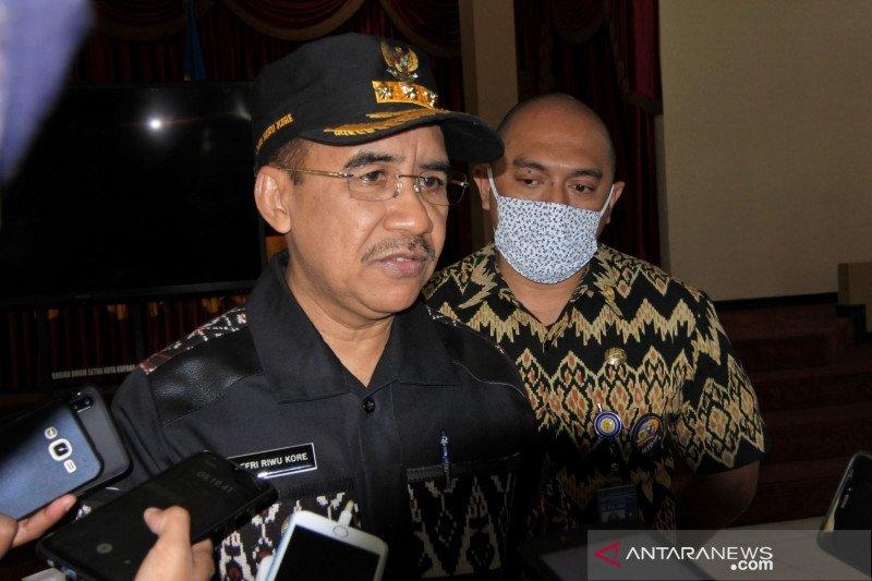 Jefri Kore minta PD Pasar Kota Kupang tata pasar tradisional