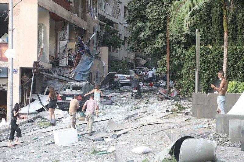 Istri Dubes Belanda untuk Lebanon  meninggal akibat luka ledakan Beirut