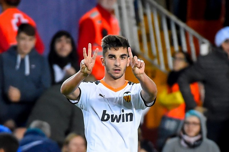 Alasan Ferran Torres pindah dari Valencia ke Manchester City