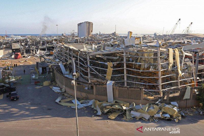 Banyak jenazah warga asing belum teridentifikasi akibat ledakan di Beirut