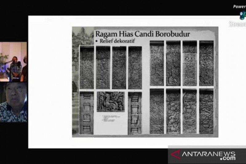Prof. Dwi Maryanto: Candi Borobudur sumber ide kreatif-produktif