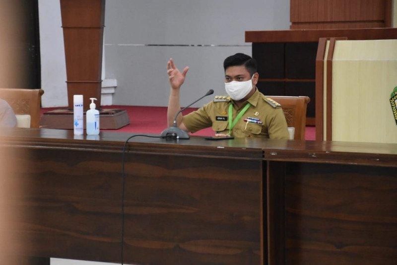 Bupati Gowa : Inpres tentang protokol kesehatan sejalan dengan perbup