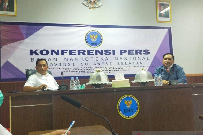 KPU Makassar gandeng BNNP Sulsel tes narkoba peserta pilkada