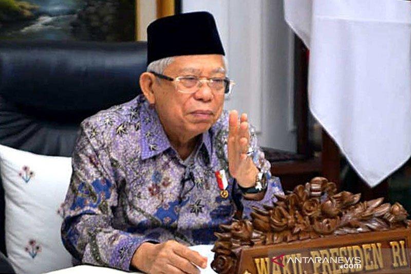 Wakil Presiden nyatakan pemberian ASI pada anak turunkan prevalensi kekerdilan