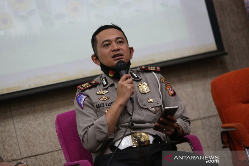 Polrestabes Bandung tindak 12.138 pelanggar selama Operasi Patuh Lodaya