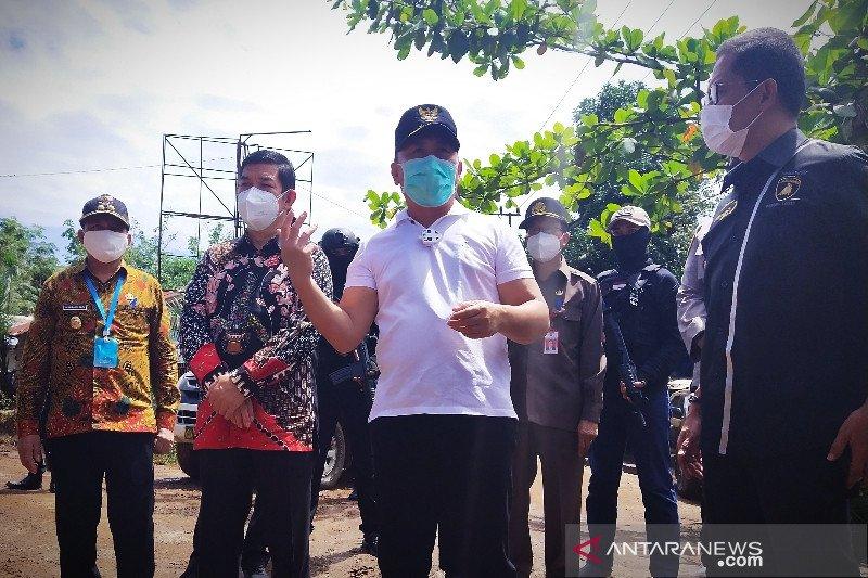 Bupati dukung pengembangan aset jalan PT Pertamina di Bartim