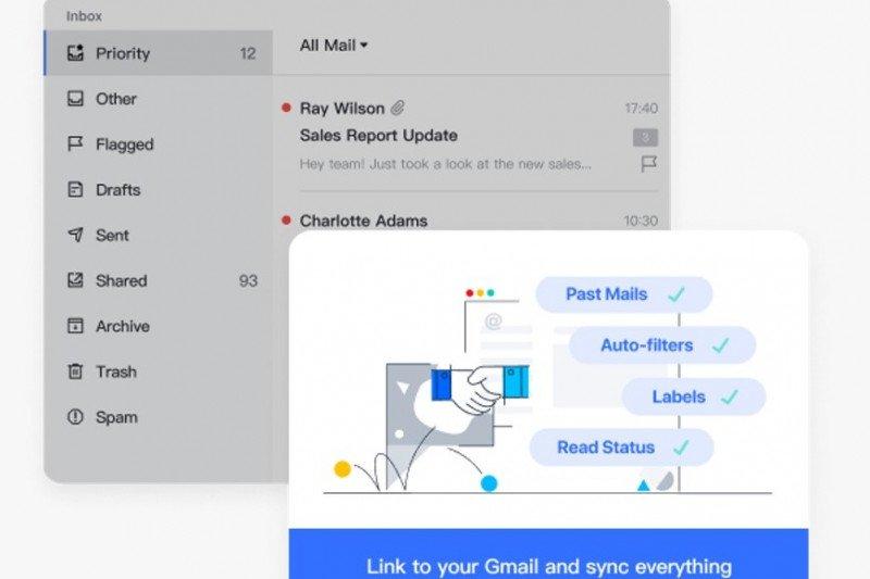Lark Mail bawa fitur kolaboratif konferensi video sampai