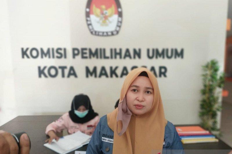 KPU Makassar optimistis coklit data pemilih segera rampung