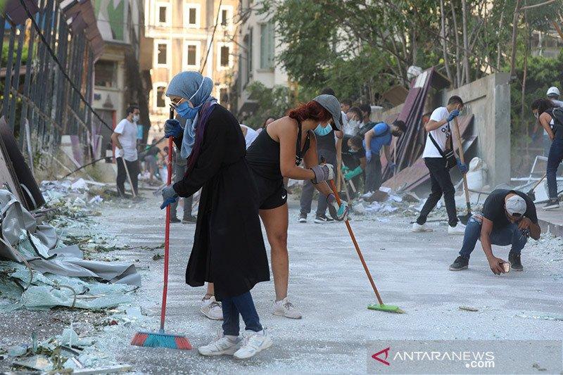 Seorang WNI korban ledakan di Beirut dalam kondisi stabil