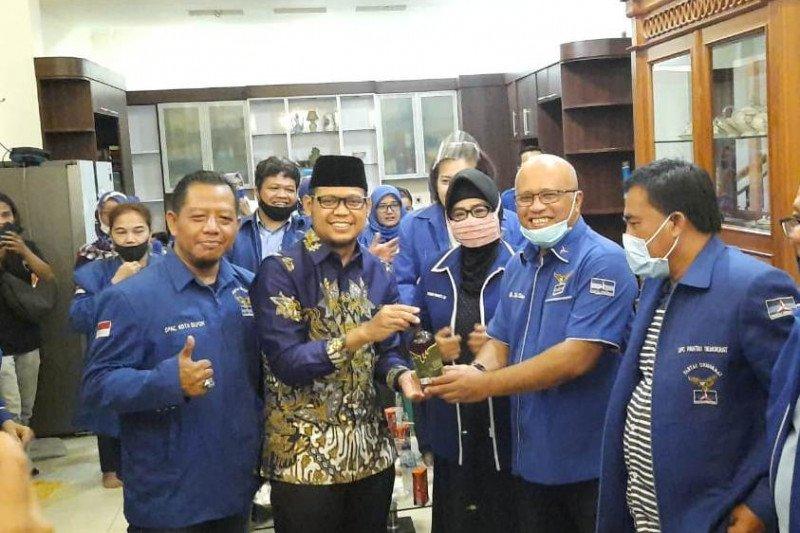 Demokrat Depok sepakat Idris-IBH maju dalam Pilkada Kota Depok