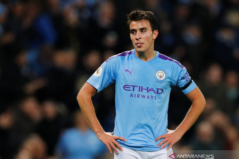Pelatih Manchester City harap Eric Garcia perpanjang segera kontrak