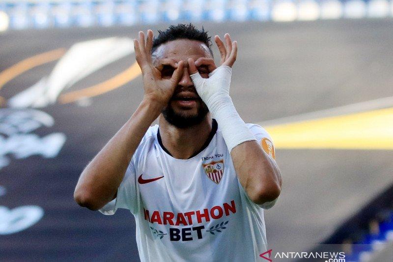 Sevilla ke perempat final Liga Europa usai menang 2-0 atas Roma