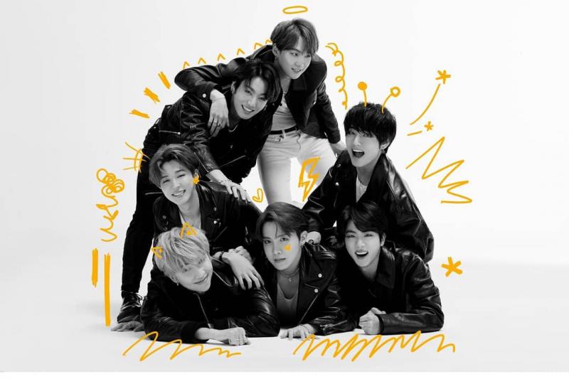 """""""Map of the Soul: 7"""" BTS jadi album terlaris di Korea Selatan"""