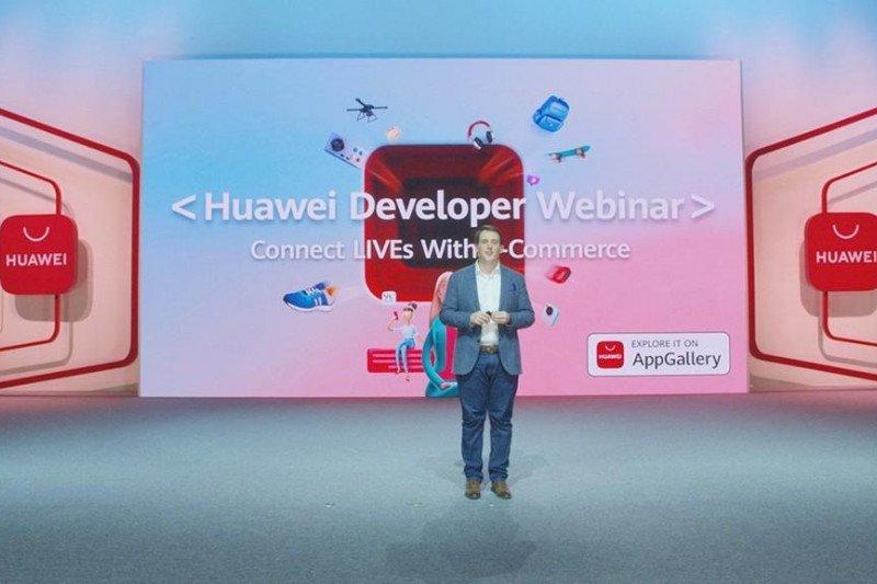 Huawei berikan solusi untuk live streaming e-commerce