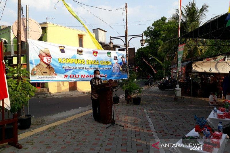 Kota Surakarta bantu korban PHK rintis usaha