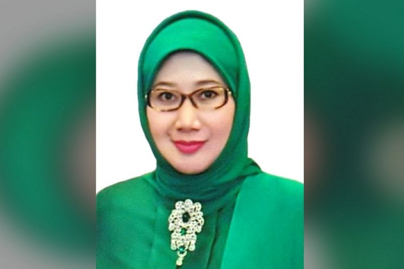 Reni Marlinawati, calon bupati di Pilkada 2020 Sukabumi tutup usia