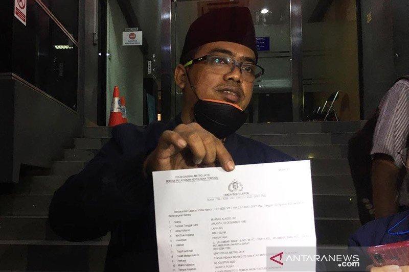 Hadi Pranoto laporkan pencemaran nama baik  atas informasi hoaks