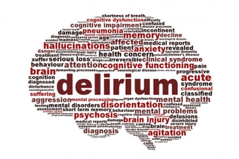 Delirium, penyakit bingung mendadak